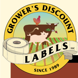 grower\u0027s discount labels produce labels, meat labels, poultry labels