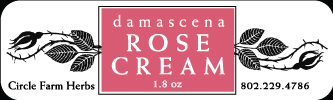 Damascus Rose Cream
