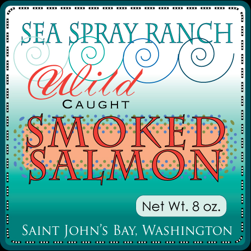 Sea Spray Ranch Smoked Salmon