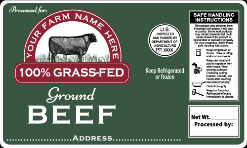 Grower's Discount Labels-Labels to Purchase-Meat and Farm